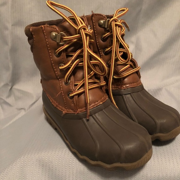 Sperry Shoes   Boys Sperry Duck Boots
